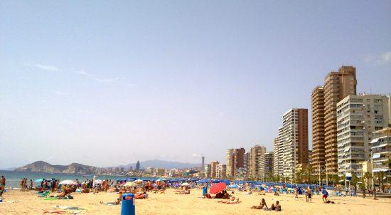 Hiszpania Costa Blanca